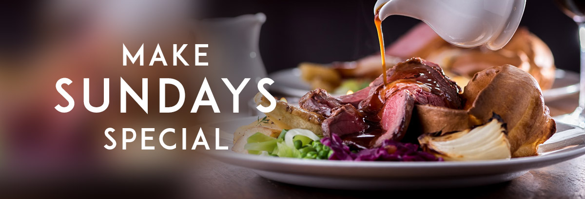 Special Sundays at The Angel Inn