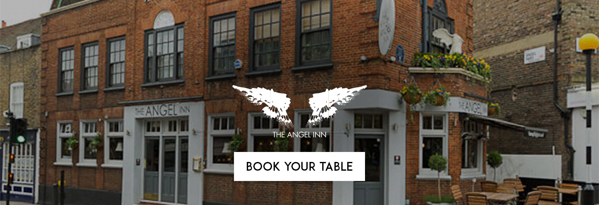 Book Your Table at The Angel Inn
